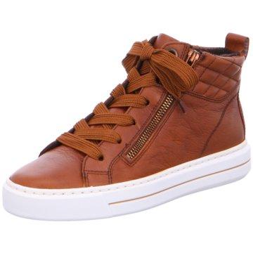 ara Sneaker High braun