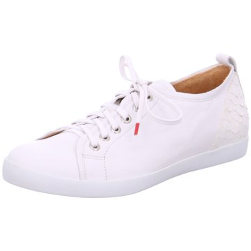 Think Sneaker Low weiß
