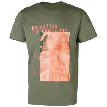 Brunotti T-ShirtsTIM-PRINT MENS T-SHIRT - 2111100191 -