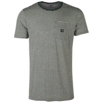 Brunotti T-ShirtsAXLE-YDSTRIPE-PCKT MENS T-SHIR - 2111100209 -