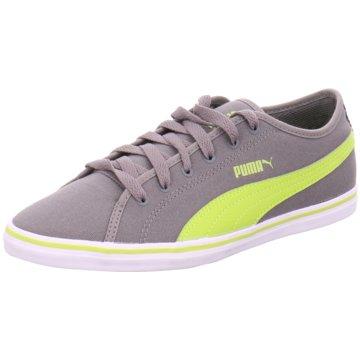 Puma Sneaker LowElsu v2 CV Jr grau
