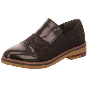 Marco Tozzi Business Slipper schwarz