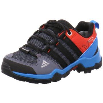 adidas Wander- & BergschuhAX2 CP Outdoorschuhe Kinder rot schwarz grau