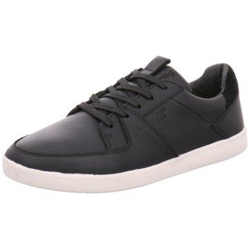 Boxfresh Sneaker LowCladd ICN Lea BLK schwarz