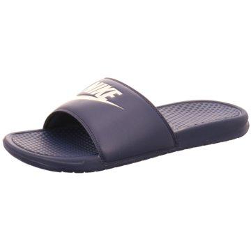 Nike BadelatscheBENASSI JDI - 343880-403 blau