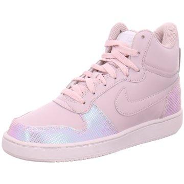 Nike Sneaker High rosa