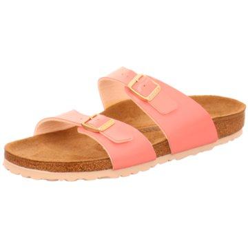 Birkenstock Klassische PantoletteSydney BS[Sandals] coral