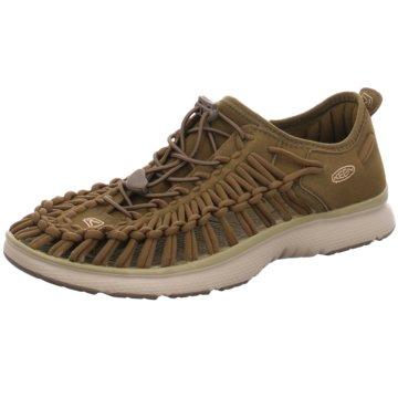 Keen Komfort Schuh braun