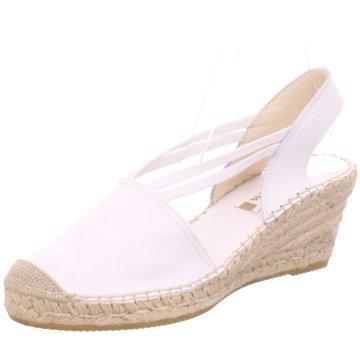Vidorreta Sandalette weiß