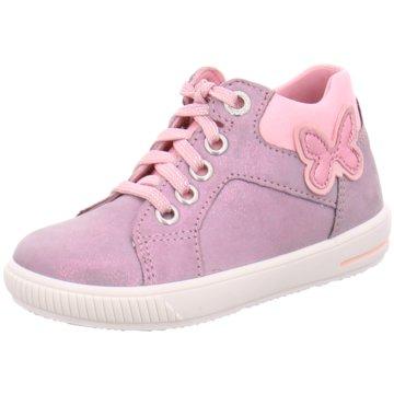 Legero Sneaker High rosa