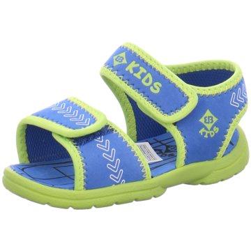EB Sandale blau