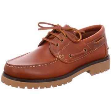 Walkys Bootsschuh braun