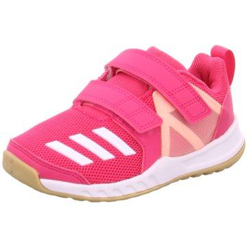 adidas Trainings- und HallenschuhFortaGym CF K pink