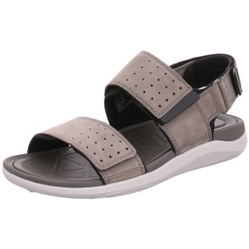 Clarks Komfort Schuh grau