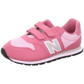 New Balance Klettschuh rosa