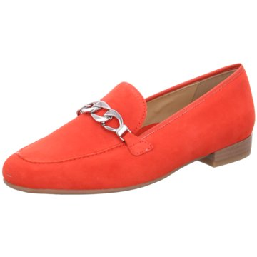 ara Klassischer Slipper orange