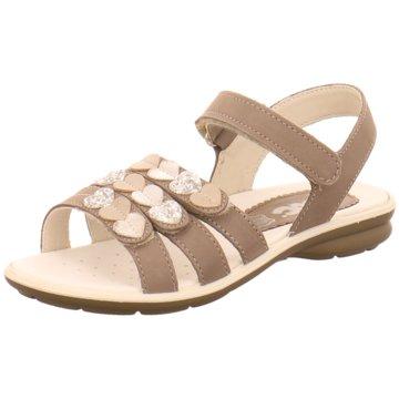 Imac Offene Schuhe beige