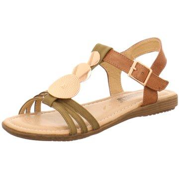 Tempora Sandale braun