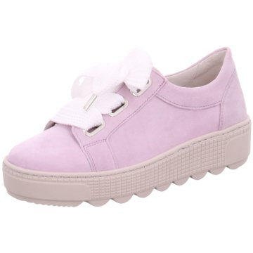 Gabor Sneaker Low lila