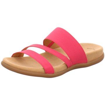 Gabor Komfort PantolettePantolette pink