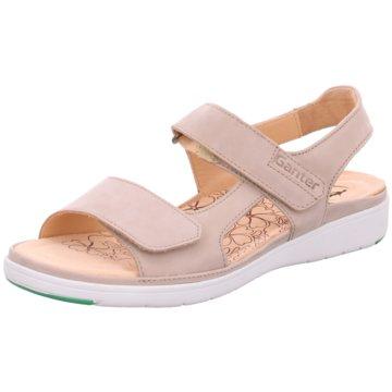 Ganter Komfort SandaleGina beige