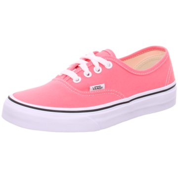 Vans Sneaker Low pink