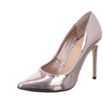 La Strada High Heels silber