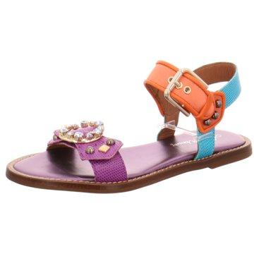 Alpe Woman Shoes Sandale bunt