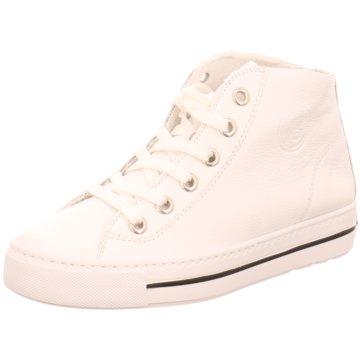 Paul Green Sneaker High4735 weiß