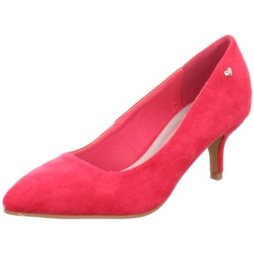 Hengst Footwear Klassischer Pumps pink