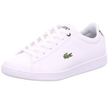 Lacoste Sneaker Low33SPM1002 weiß