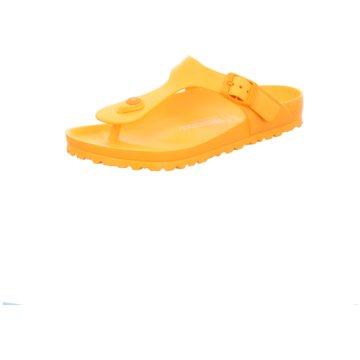 Birkenstock Bade- ZehentrennerGizeh EVA[Synthetic- gelb