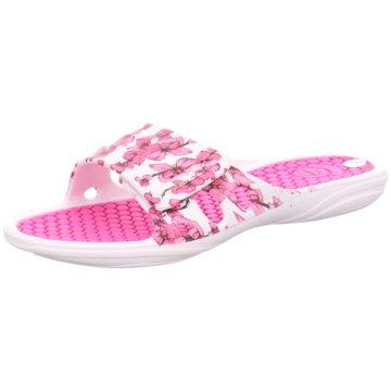 Fashy Badelatsche pink
