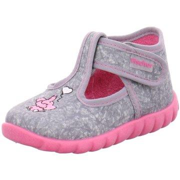 Fischer Schuhe Kleinkinder MädchenElefant grau