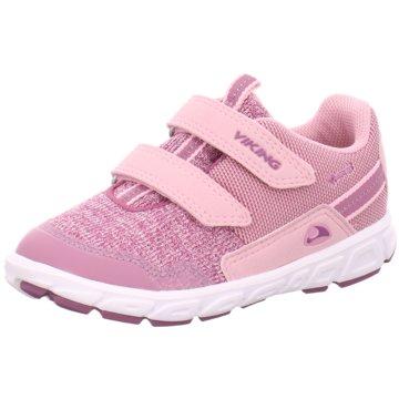 Viking Kleinkinder Mädchen rosa