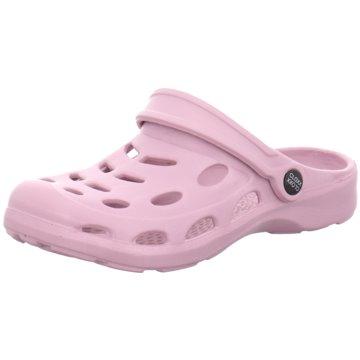 Hengst Footwear Clog rosa