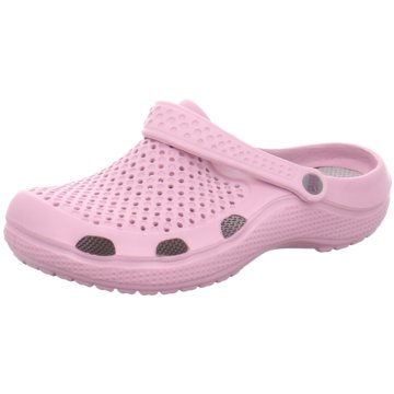 Cloxx Offene Schuhe rosa