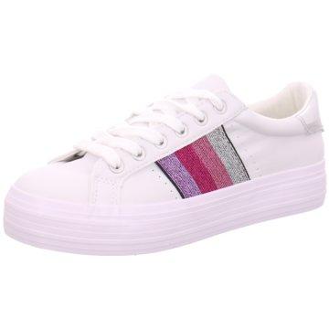 Pep Step Sneaker Low weiß