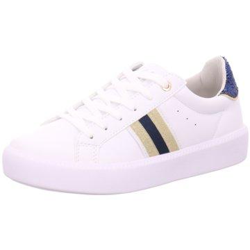 XTI Sneaker Low weiß