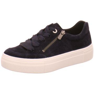 Legero Plateau SneakerM275225 blau