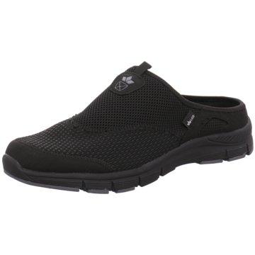 Geka Komfort Schuh schwarz