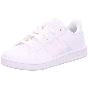 adidas Sneaker LowGRAND COURT SCHUH - FW1274 weiß