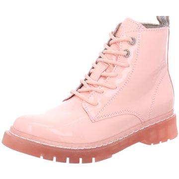 Tamaris SchnürbootWoms Boots rosa