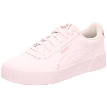 Puma Sneaker LowCARINA RG WN S - 373081 weiß