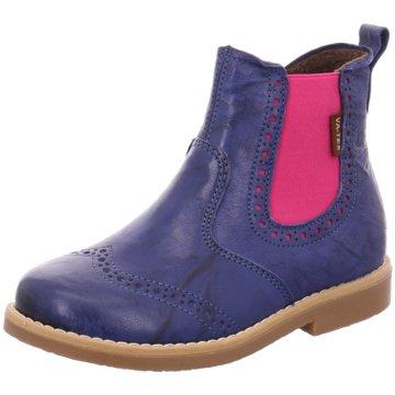 Vado Halbhoher Stiefel blau