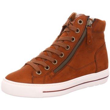 Paul Green Sneaker HighSPORT MODE braun