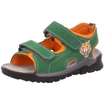 Ricosta Offene Schuhe grün