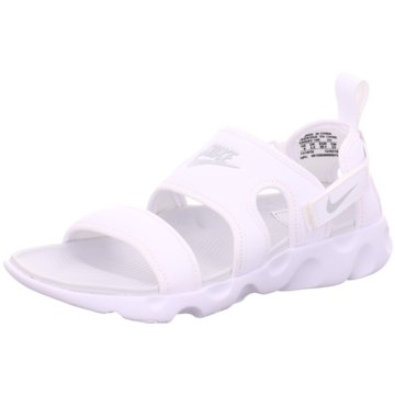 Nike Komfort SandaleOWAYSIS - CK9283-100 weiß