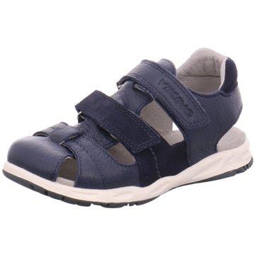 Viking Sandale blau