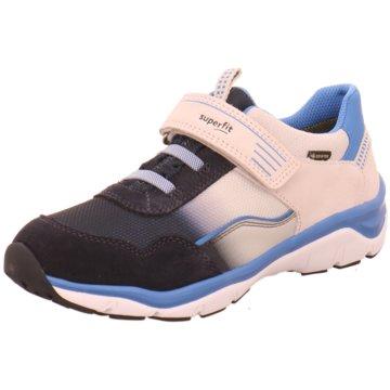 Superfit Sportlicher Schnürschuh blau